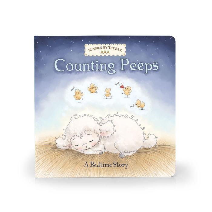 Book Counting Peeps