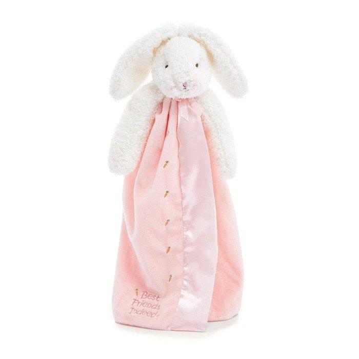 Blankie pink bunny
