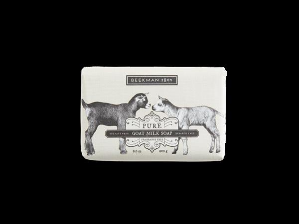 Beekman soap bar - Pure Goat Milk 9oz