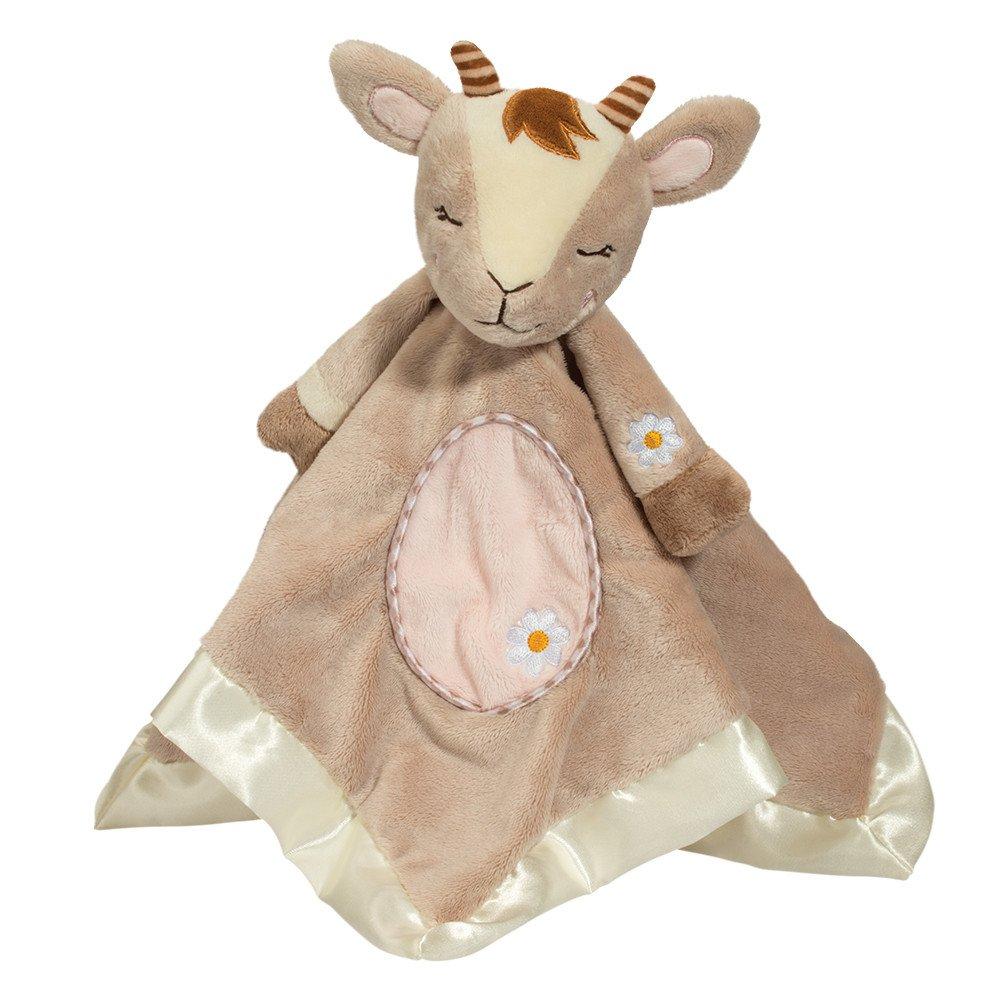Plush Goat Snuggler