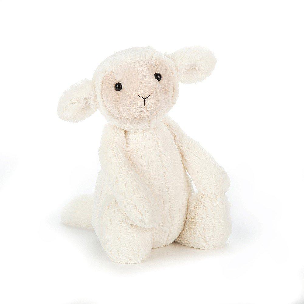 Plush Bashful Lamb