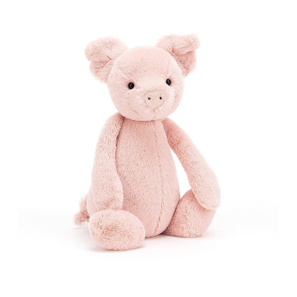 Plush Bashful Pig