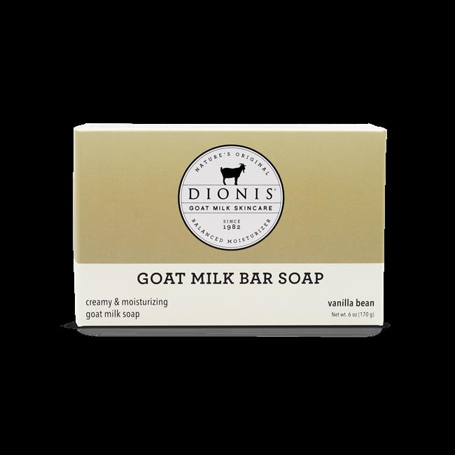 Bar Soap Vanilla 6 oz