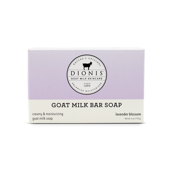Bar Soap Lavender 6 oz