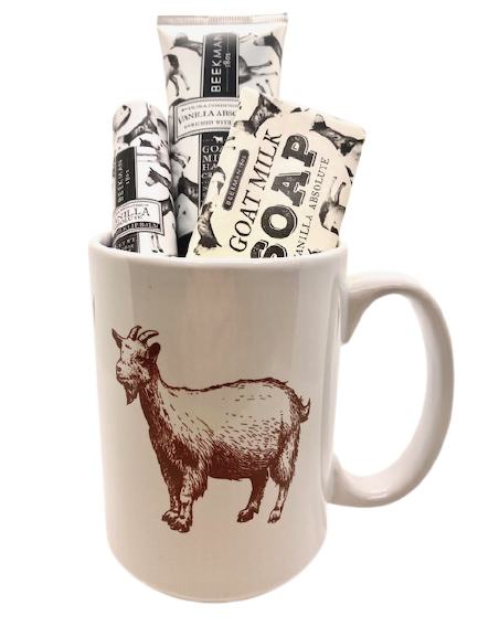 Gift Set Vanilla Absolute & Mug