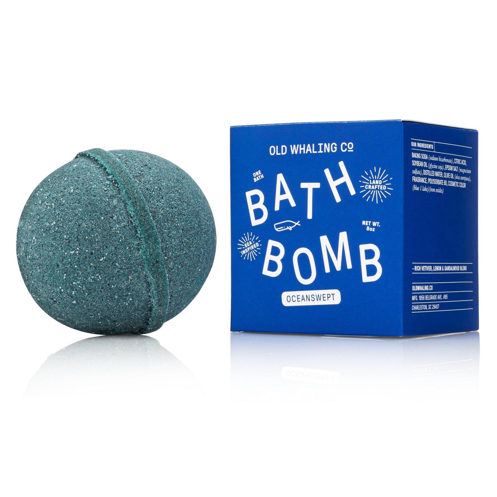 Bath Bomb Oceanswept 8 oz
