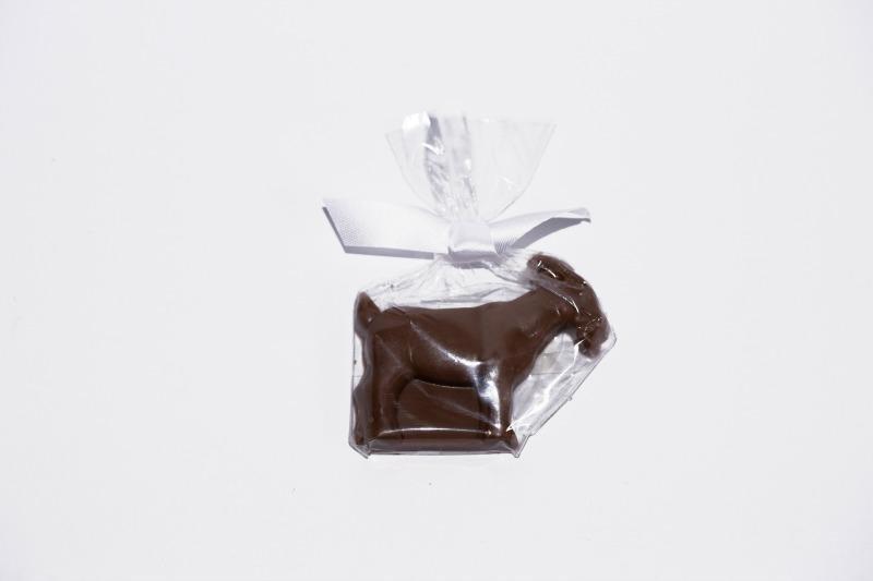 The little kid - 1oz milk chocolate goat