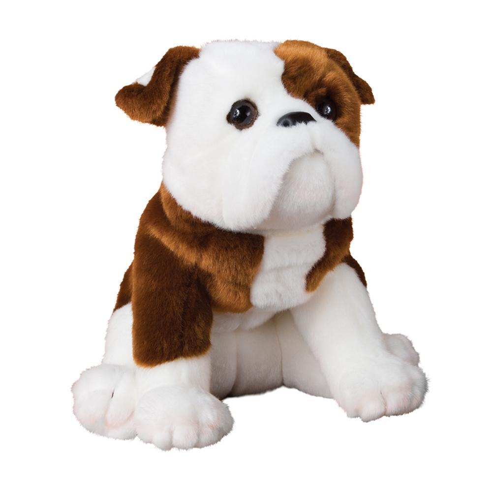 Plush Bulldog