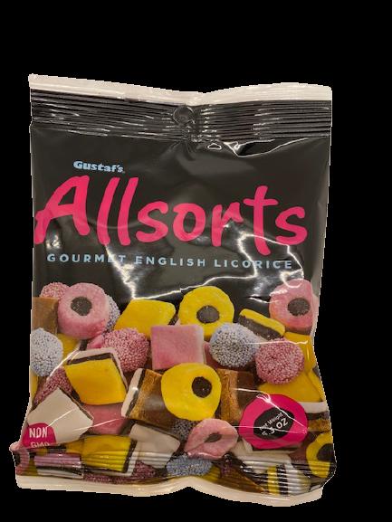 Licorice Allsorts 6.3 oz bag