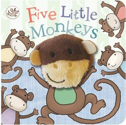 Book Five Little Monkeys
