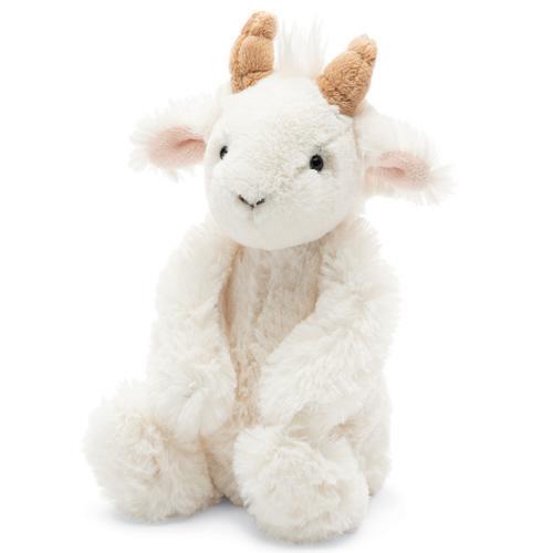 Plush Bashful Goat