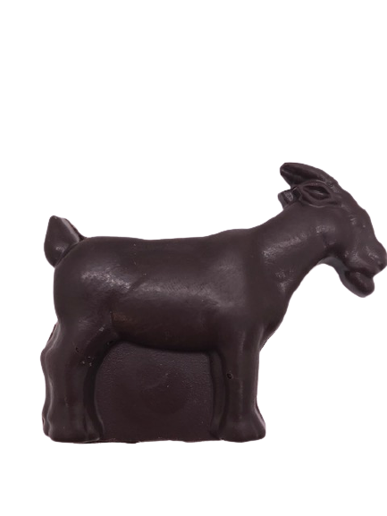 The Little Kid - 1 ounce  Dark Chocolate Goat