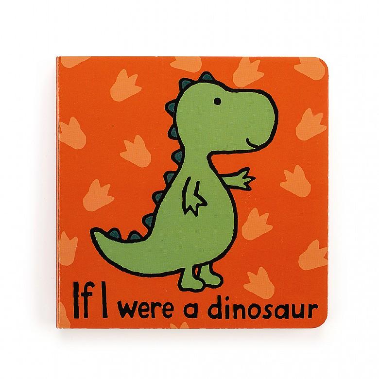 Book If I Were a Dinosaur