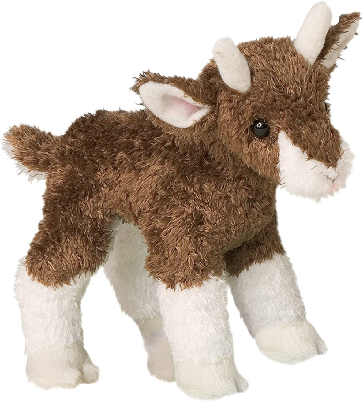 Plush goat buffy