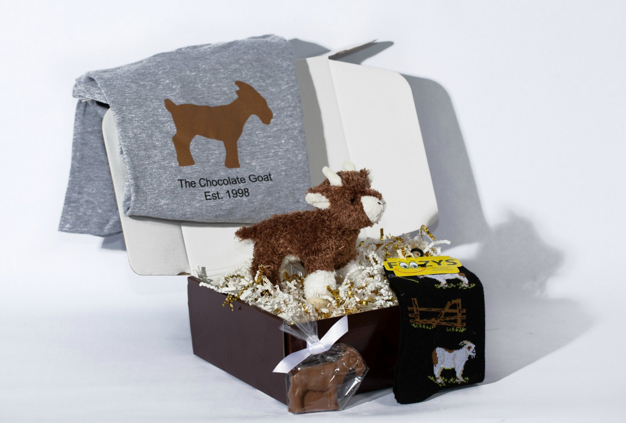 The GREAT GOAT gift box
