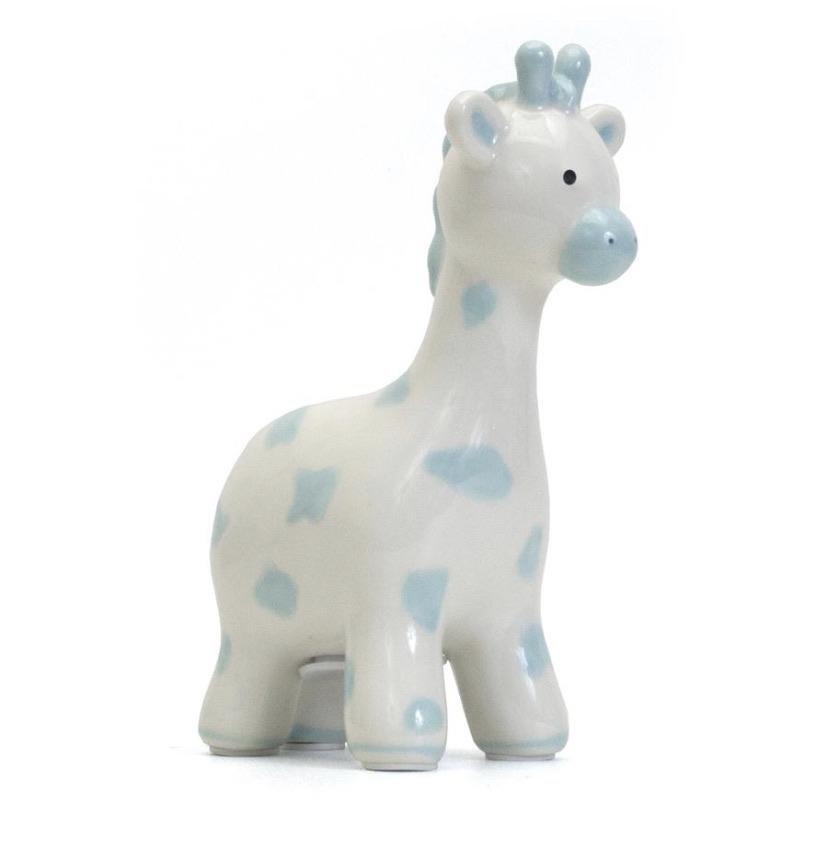bank giraffe blue