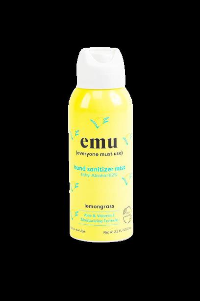Hand Sanitizer Lemon 2.2 fl oz