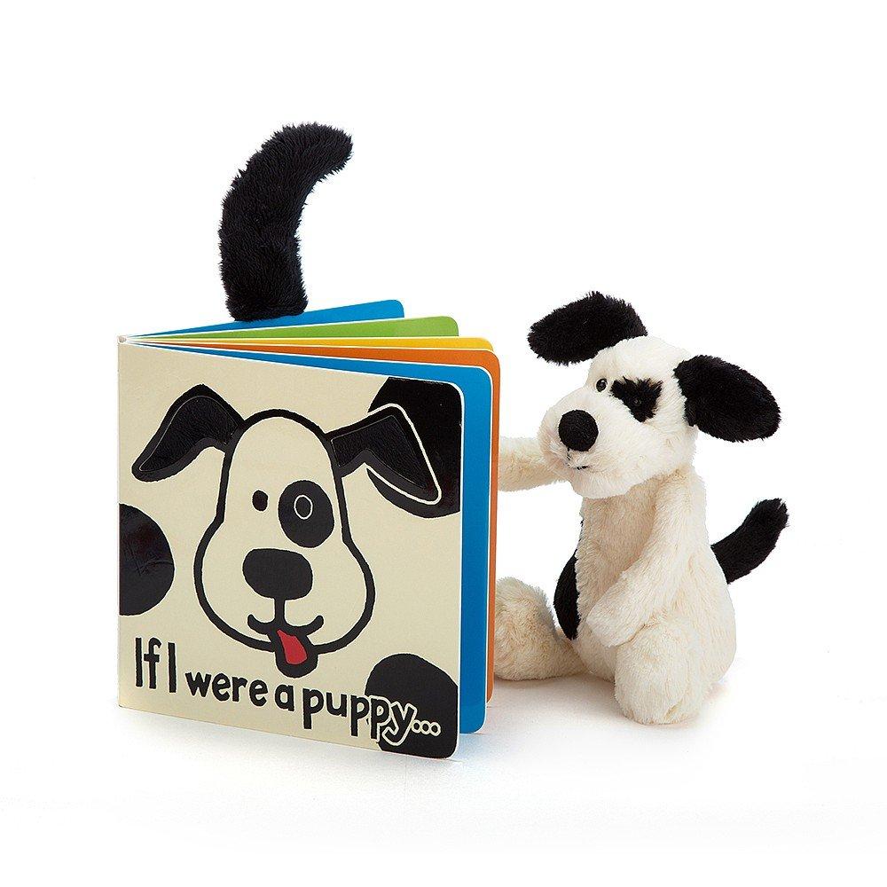 Puppy Book & plush