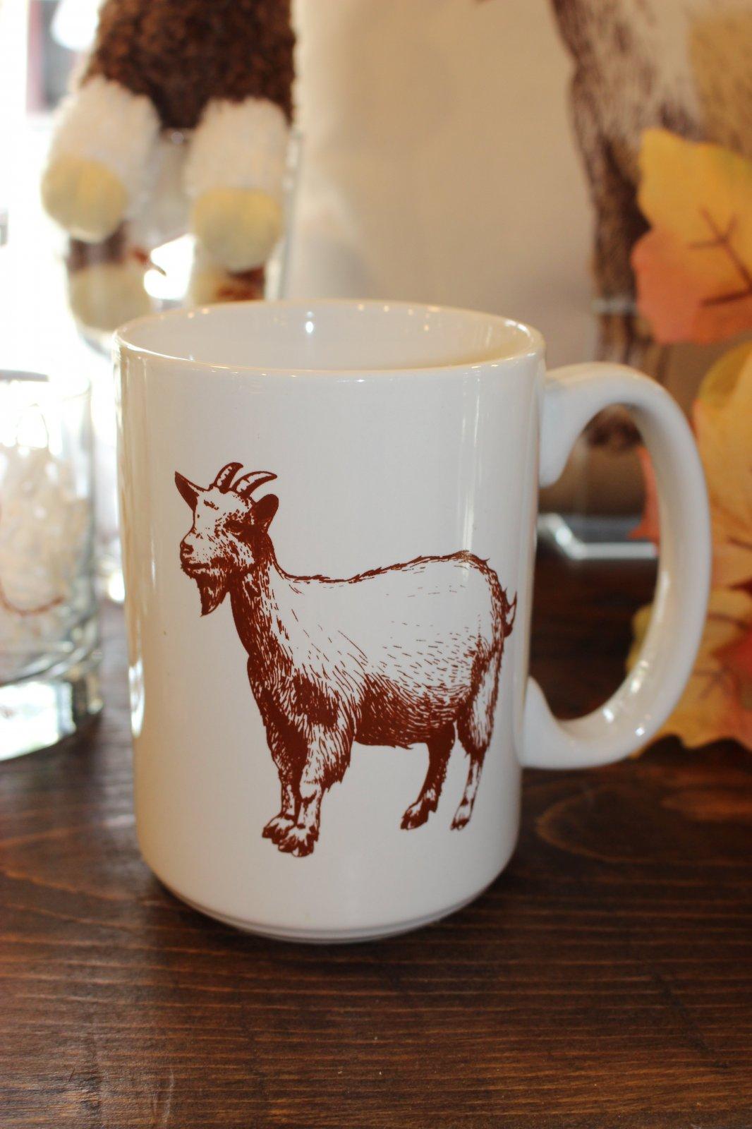 Goat Mug - Beeeest Ever! 15 oz