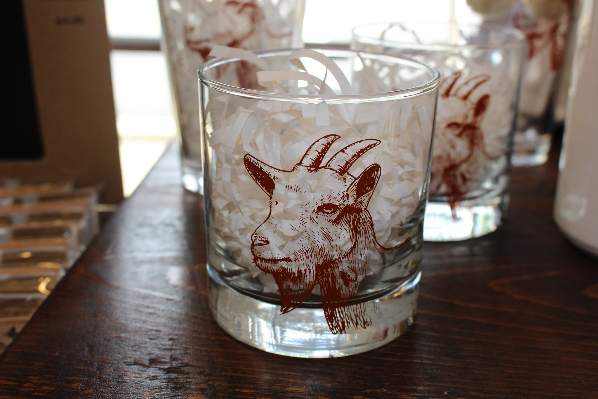 Half pint O' Goat