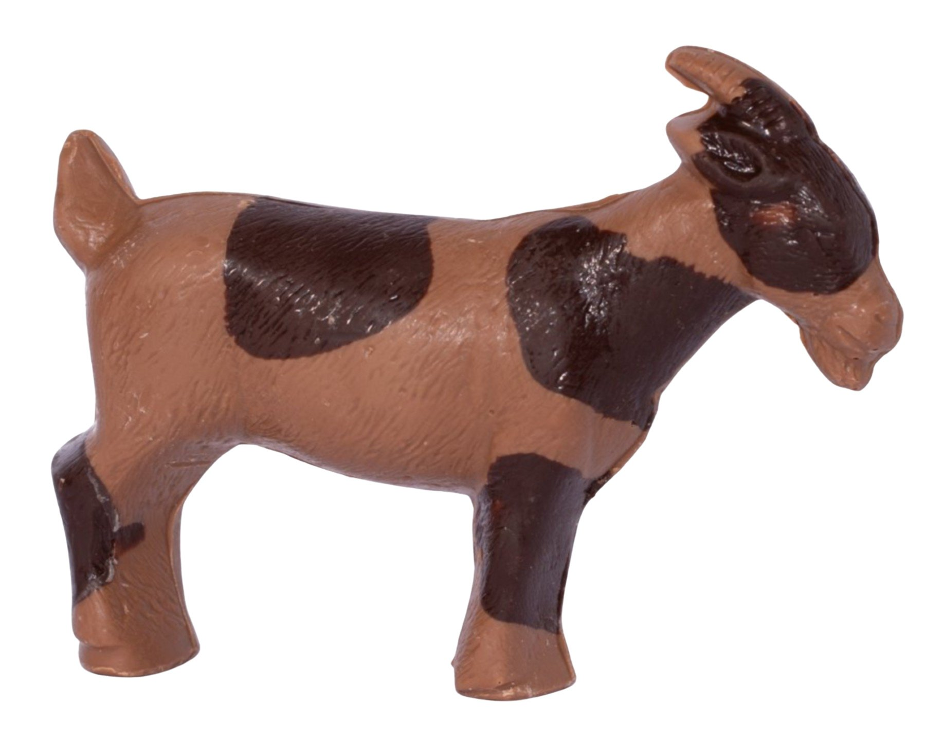 Papa Goat - 7oz milk chocolate goat with spots