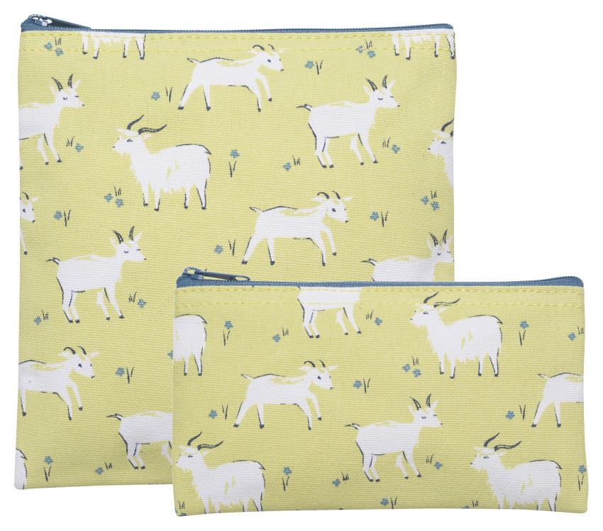 Goats snack bag