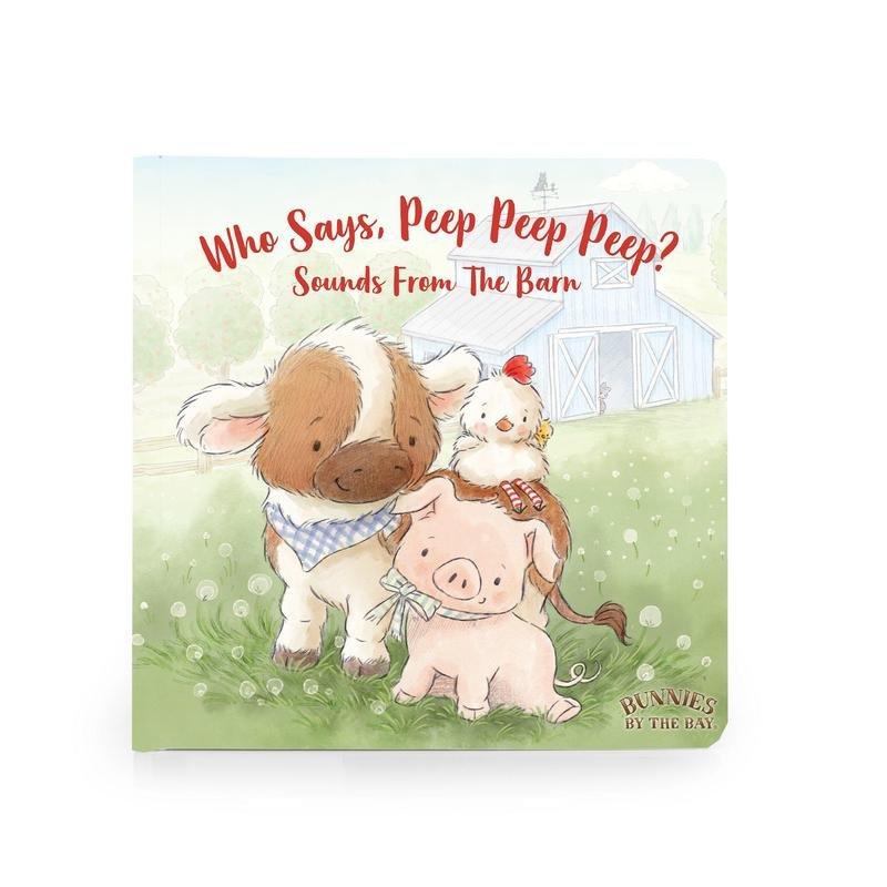 Book  Who says peep peep peep?
