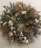 Wreath Making Project