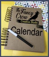 The Fancy Crow Studio Calendar Book