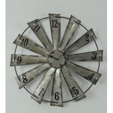 Windmill Clock - 22