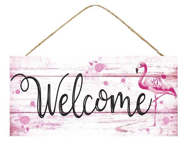 Welcome/Flamingo 12.5L X 6H