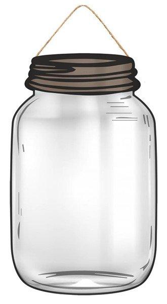 Mason Jar Blank