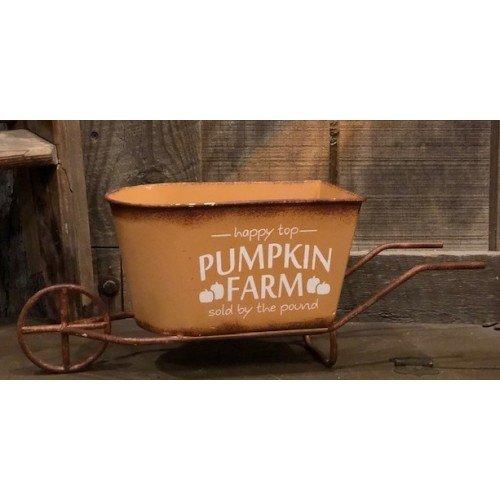 Happy Top Wheel Barrel