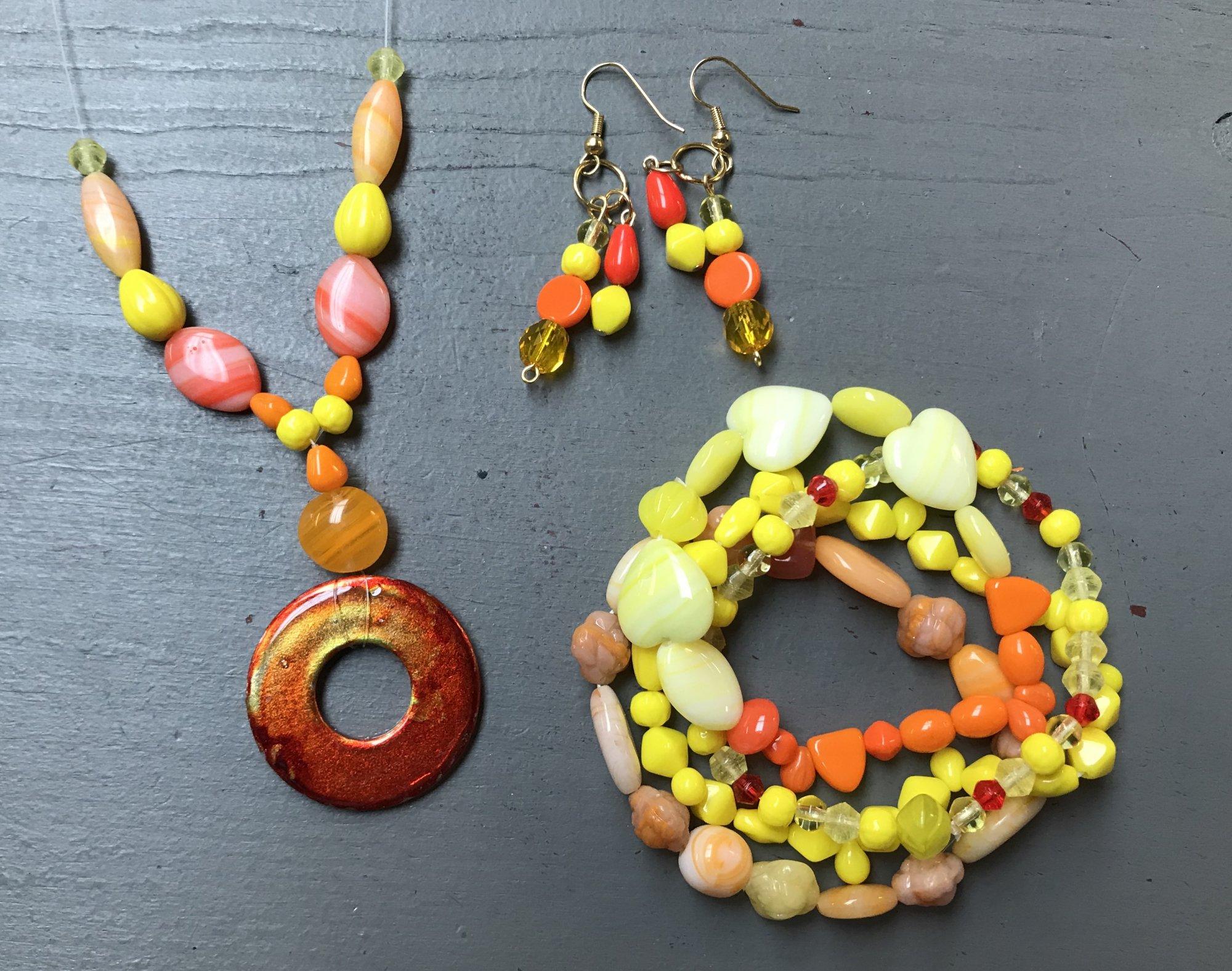 Basic Jewelry Making Studio Project
