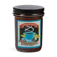 Roasted Espresso - Half Pint  6 Oz Candle