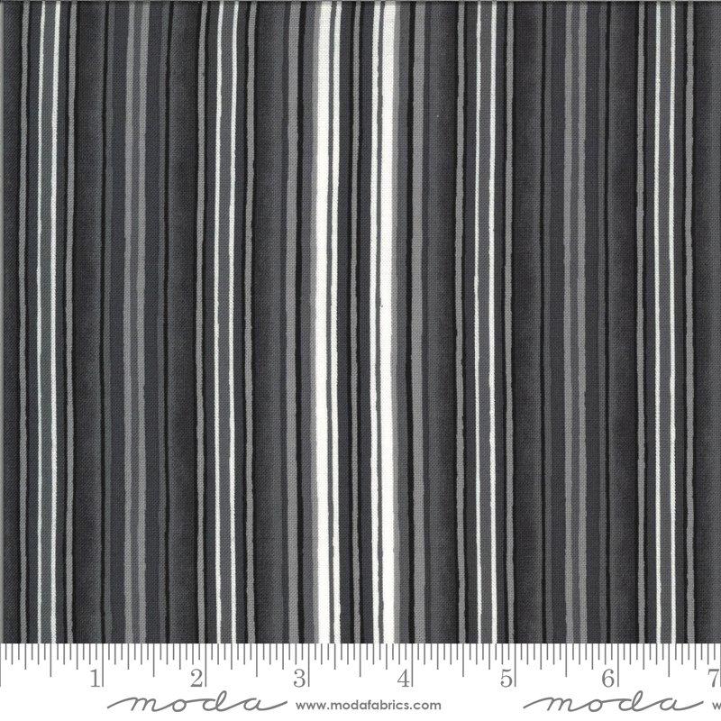 19972 17 Homegrown Salsa stripe fabric