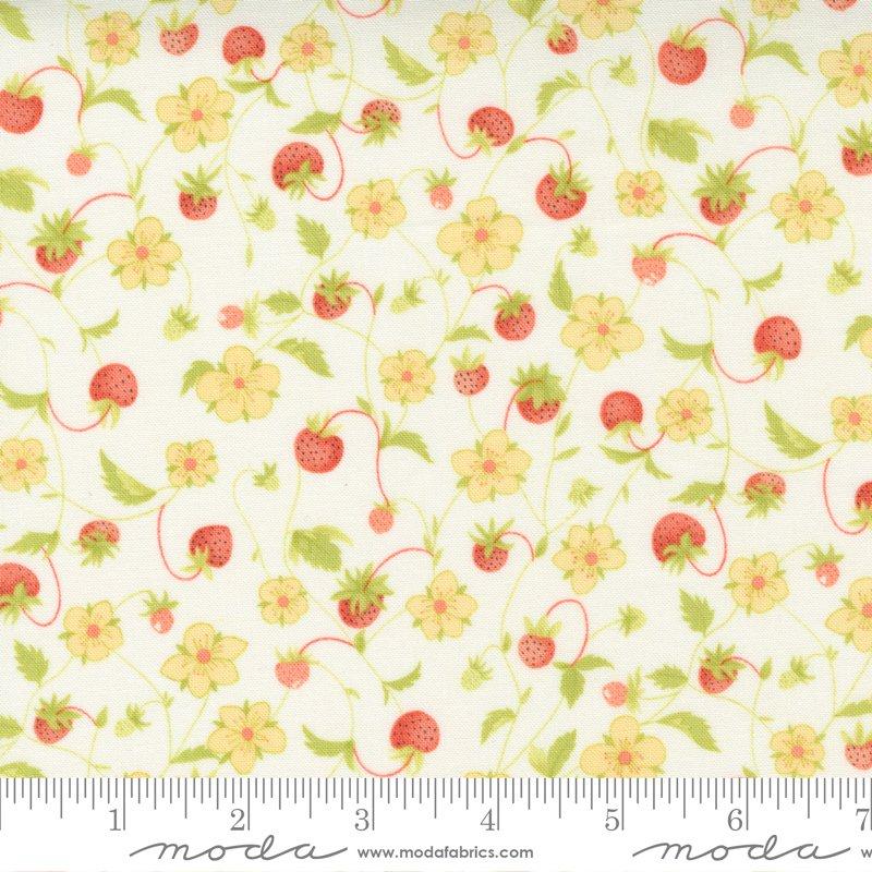 20402-18 Strawberries & Rhubarb