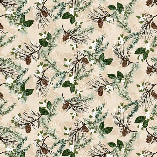Folk Art Flannels 4 F2580-33