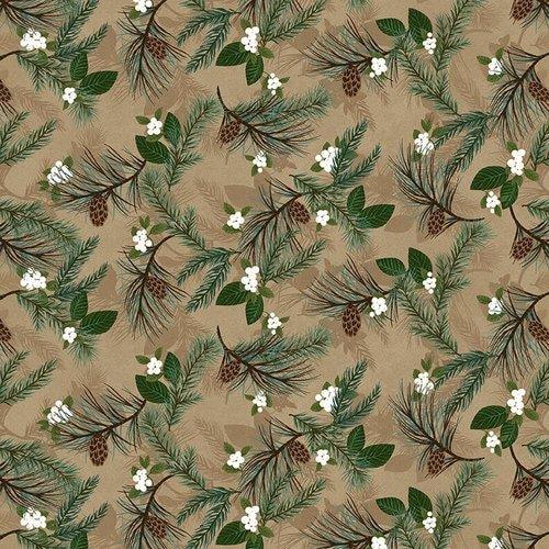 Folk Art Flannels 4 F2580-34
