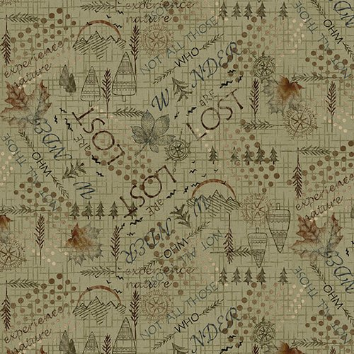 Folk Art Flannels 4 F2581-66