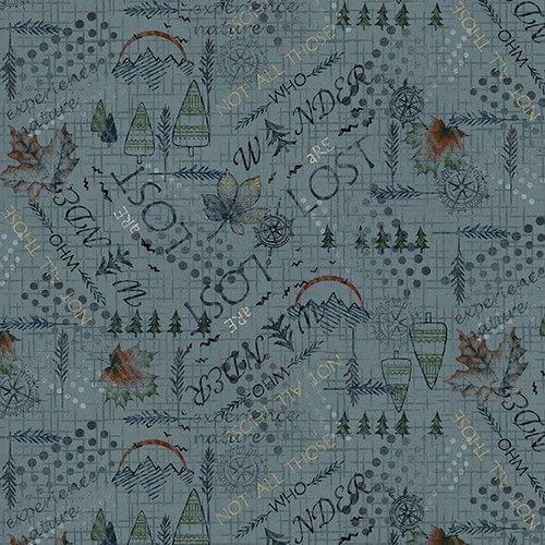 Folk Art Flannels 4 F2581-77