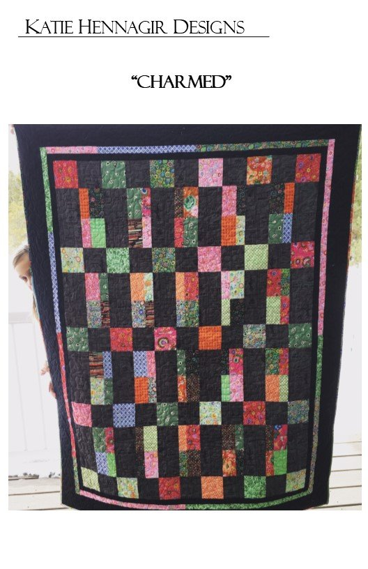 KHD Charmed Quilt Pattern