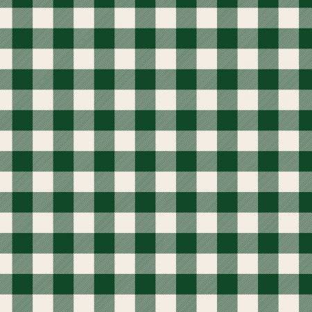 f9970-green Flannel Christmas Plaid