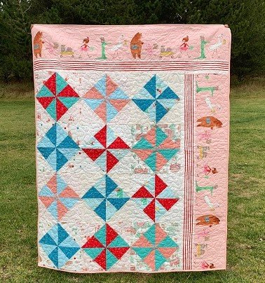 Lola Dutch Quilt Kit