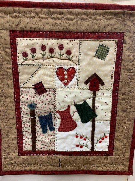 Spring Mini Quilt Kit