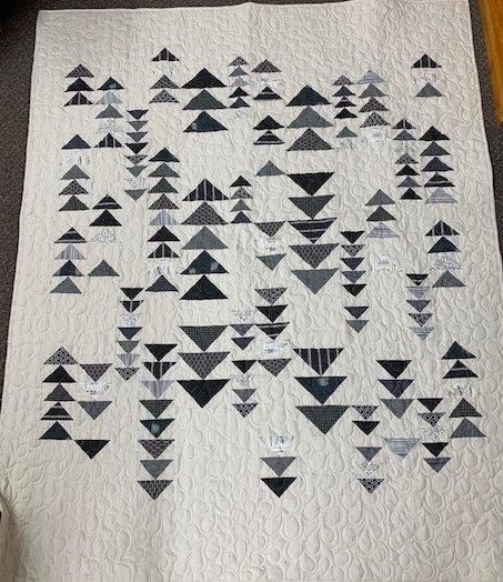 Boro Wovens Quilt Kit