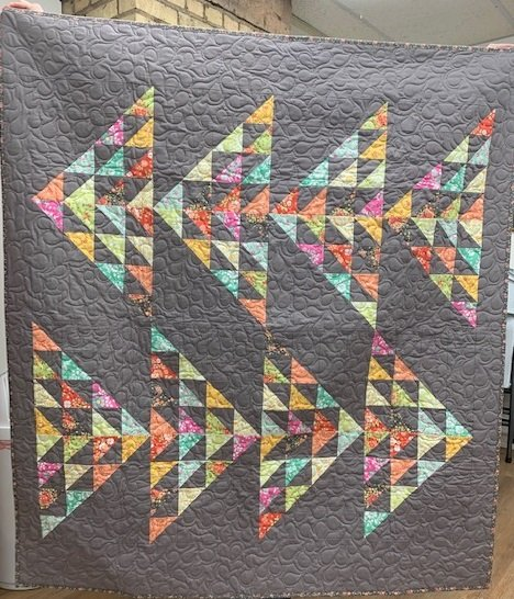 Fade Quilt Kit