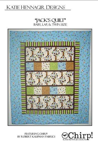 KHD Jack's Quilt pattern