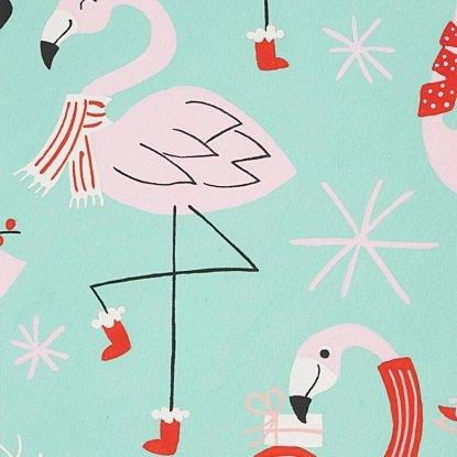 8840-C Fa La La Flamingo
