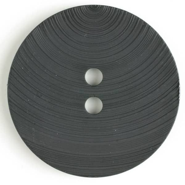 Textured Round Button with 2 holes